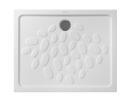5732L303-0578 - Ocean Shower Tray, 100 cm, Antislip