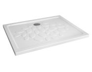5732L358-0578 - Ocean Shower Tray, 100 cm, Antislip