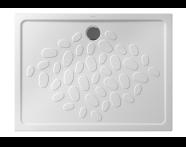 5734L059-0578 - Ocean Shower Tray, 120 cm