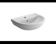 5752L003-0001 - Washbasin, 60 cm