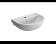 5753L003-0001 - Washbasin, 65 cm