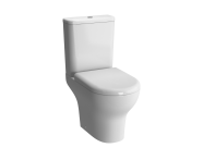 5781L003-7200 - Zentrum Close-Coupled WC Pan, Open Back
