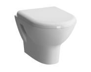 5785L003-0075 - Zentrum Wall-Hung WC Pan