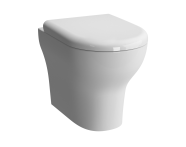 5788L003-0075 - Zentrum Back-to-Wall WC Pan