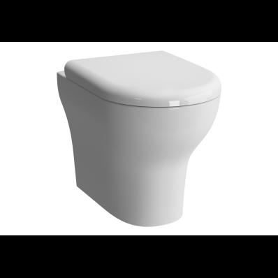 Zentrum Back-to-Wall WC Pan