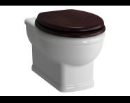 5802B003-0075 - Aria Wall-Hung WC Pan