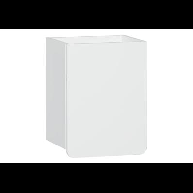 D-Light Side Unit, 40 cm, Matte White, Right