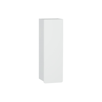 D-Light Tall Unit, 36 cm, Matte White, Left