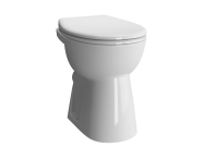 5815B003-0593 - Conforma Special Needs Floor Mounting Wc Pan, 46 cm High