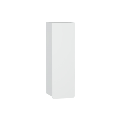 D-Light Tall Unit, 36 cm, Matte White, Right