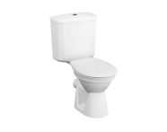 5816B003-0087 - Special Need's Conforma, Close-coupled WC Pan, open back, 75 cm, universal outlet, white