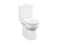 5817B003-0087 - Special Need's Conforma, Rim-ex Close-coupled WC Pan, open back, 65 cm, universal outlet, white