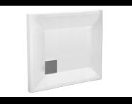 58200001000 - T80 90x80 Square Monoflat Shower Tray