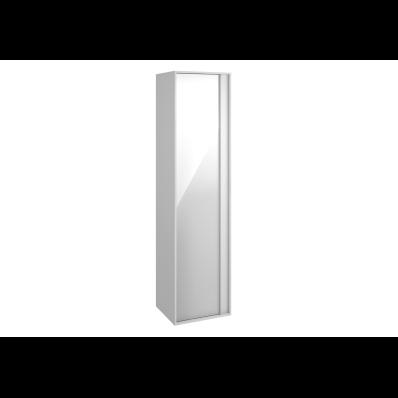 M-Line Infinit Tall Unit, 40 cm, High Gloss White, Left