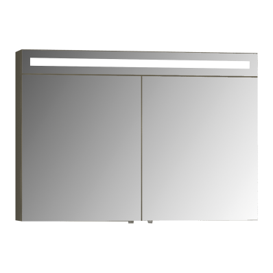 Elite Mirror Cabinet, 100 cm, Matte White