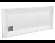 58380001000 - T75 170x75 Rectangular Monoflat Shower Tray