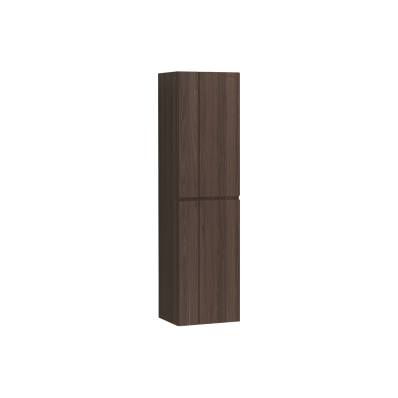 Memoria Tall Unit with Pull-Out Mechanism, Chestnut