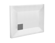 58410001000 - T70 100x70 Rectangular Monoflat Shower Tray