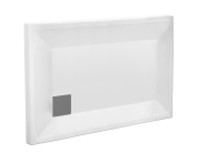 58430001000 - T70 120x70 Rectangular Monoflat Shower Tray