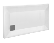58450001000 - T70 140x70 Rectangular Monoflat Shower Tray