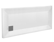58470001000 - T70 160x70 Rectangular Monoflat Shower Tray