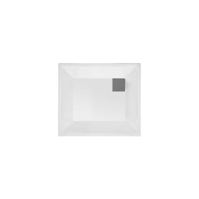T90 90x90 Square Zero Surface Shower Tray