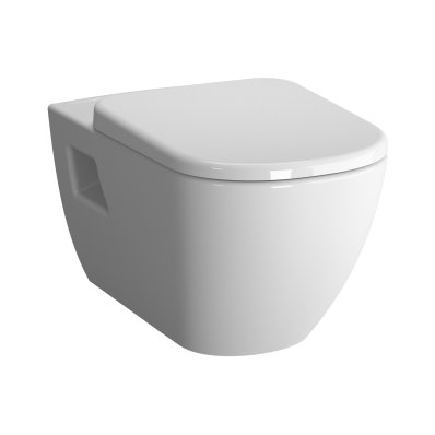 Rim-Ex Wall-Hung WC-Pan with Bidet Function