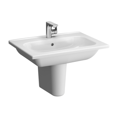 D-Light Vanity Basin, 70cm
