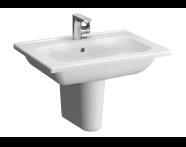 5919B003H0001 - D-Light Vanity Basin, 70 cm