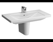5921B003H0001 - D-Light Vanity Basin, 110 cm