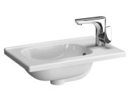 5922B003H0029 - D-Light Compact Washbasin 50 cm
