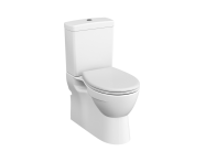 5930L003-0096 - Close-Coupled WC Pan, Back-To-Wall, Universal