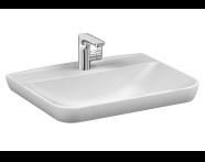 5946B003H0001 - Sento   Washbasin, 60 cm