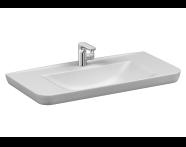 5948B003H0001 - Sento   Washbasin, 100 cm