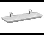 5949B003H0001 - Sento Double Basin Wb, 130 cm