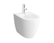 5986B003-0288 - Sento Sento Floor Standing Bidet, Back-To-Wall, 54 cm