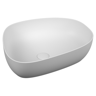 Outline Pebble Bowl Washbasin