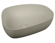 5991B420-0016 - Outline Pebble Bowl Washbasin