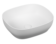5994B401-0016 - Outline Square Bowl Washbasin
