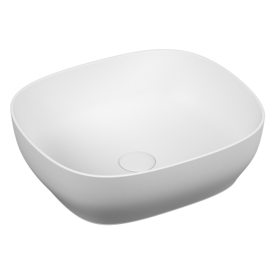Outline Square Bowl Washbasin
