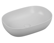 5995B403-0016 - Outline Oval Bowl Washbasin