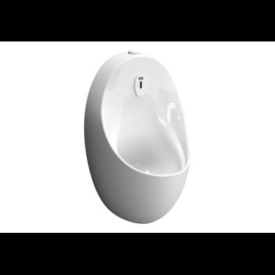 Arkitekt Photocell urinal, battery operated, with VitrA Fresh box