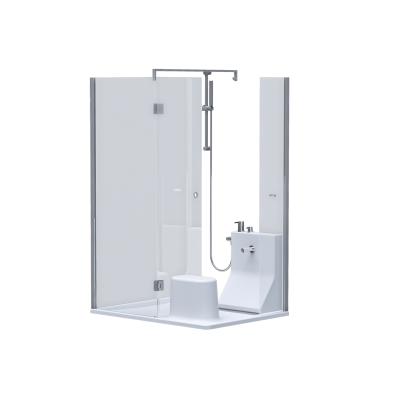 Cosey 130x100 Shower Unit