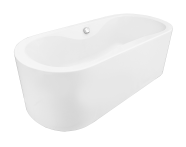 60390001000 - Harmony 180x80 Oval MB Body