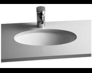 6039B095-0012 - S20 Undercounter Basin, 42 cm