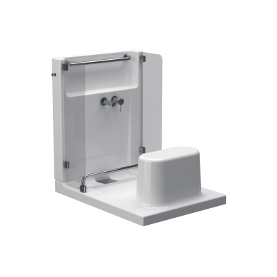 Cosey Mini 100x75 Compact Ablution Unit