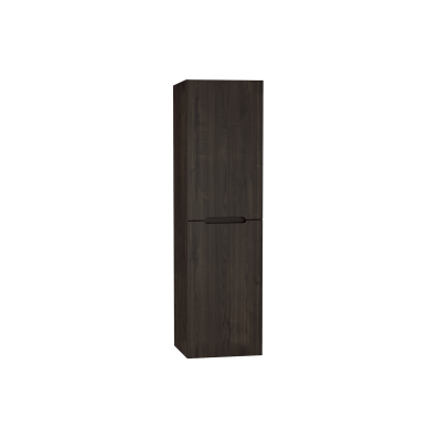 Folda Tall Unit, 45 cm, Grey Oak Decor, left