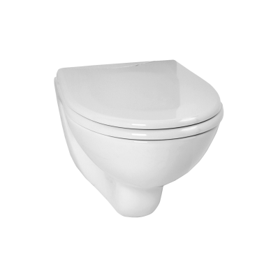 Arkitekt Wall-Hung WC Pan, Short Projection