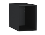 61267 - Frame Open Unit, 30 cm, Matte Black