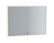 61272 - Deluxe Built-İn Mirror Cabinet, 85 cm